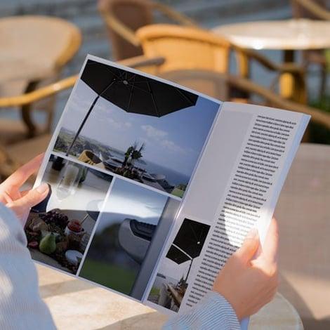 Cafe-brochure