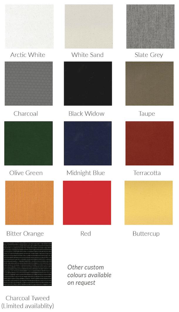 SU7 Colours