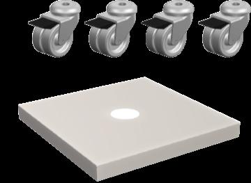 Portable Base Accessories-w-1