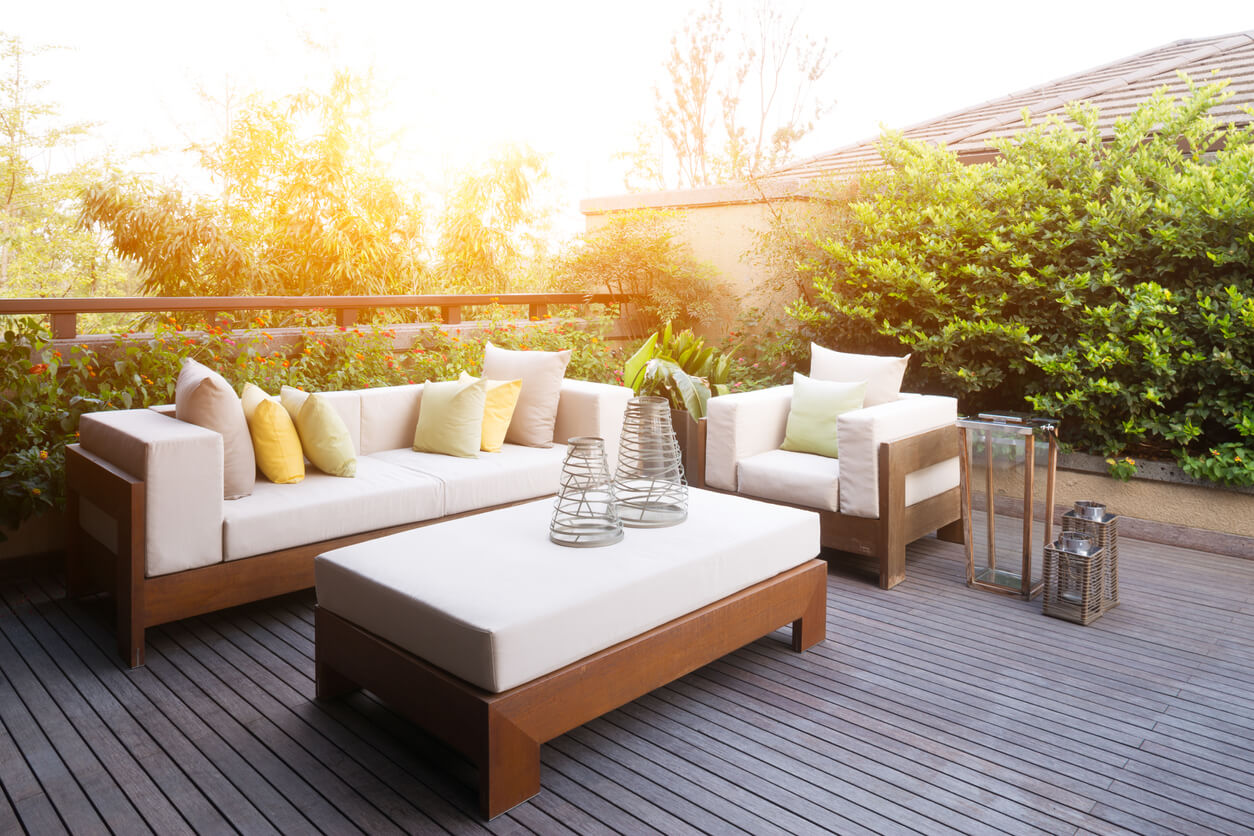 What's trending: 20 outdoor design trends for 2020