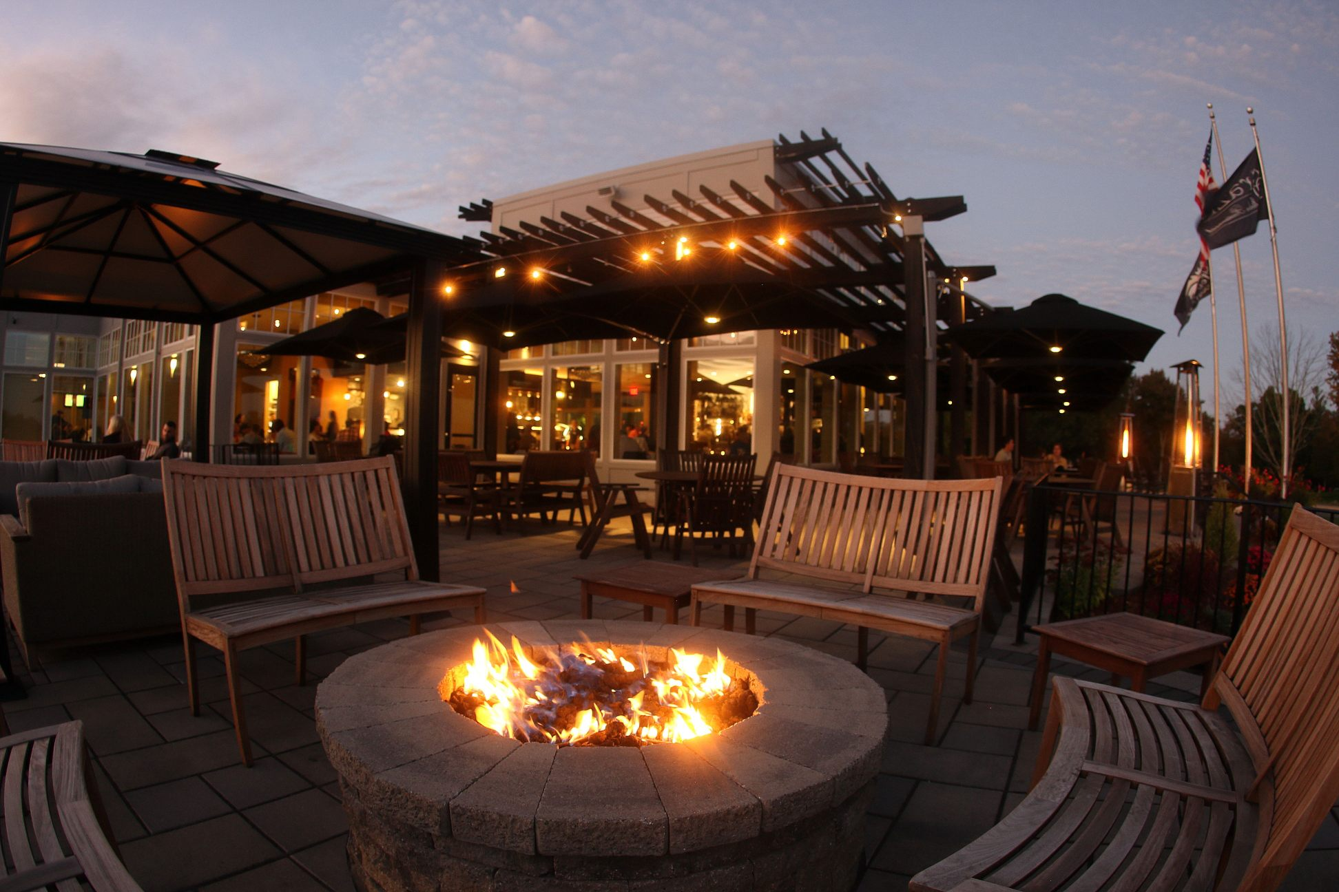 Make the most of your outdoor space this winter