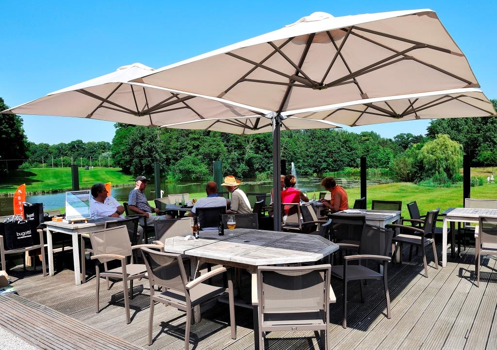 Create an outdoor space that can be reconfigured with ease
