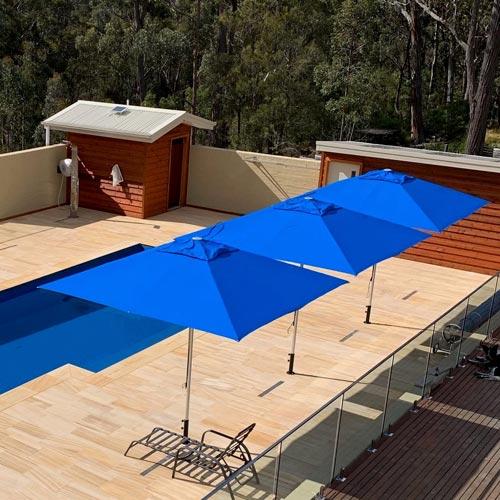 blue-market-umbrellas